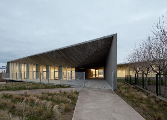 Espa a guarder a en haro taller b sico de arquitectura Noticias de arquitectura recientes