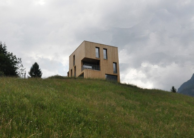 Austria: Haus M - Exit Architects