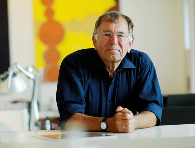 Entrevista al urbanista danés Jan Gehl