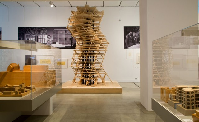 Exhibición: 'Louis Kahn, The Power of Architecture' en el Design Museum de Londres