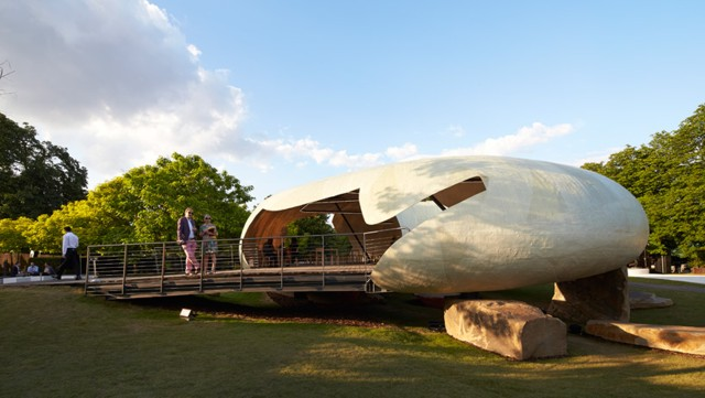Londres: Imágenes del Serpentine Gallery Pavilion 2014 - Smiljan Radic