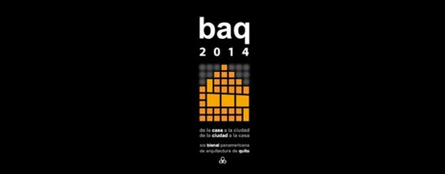 XIX Bienal Panamericana de Arquitectura de Quito 2014