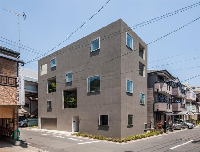 Japón: Casa K, Tokio - K2YT