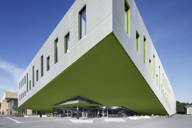 Alemania: Campus Osnabrück - Benthem Crouwel Architects