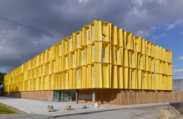 Francia: 'Hub Créatic', Nantes - TETRARC