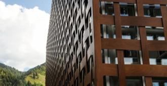 Inauguración del nuevo Aspen Art Museum - Shigeru Ban