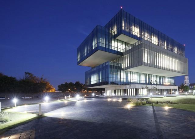 México: Edificio Bioinnova, Tecnológico de Monterrey - Tatiana Bilbao