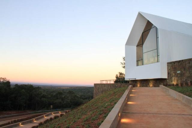 Argentina: Capilla Santa Ana, Misiones - Cella Estudio de Arquitectura