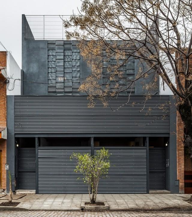 Argentina: 'Dos Casas Conde', Buenos Aires - Hitzig Militello Arquitectos