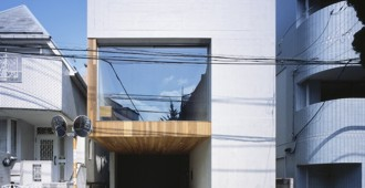 Japón: 'Frame House', Tokio - Apollo Architects & Associates