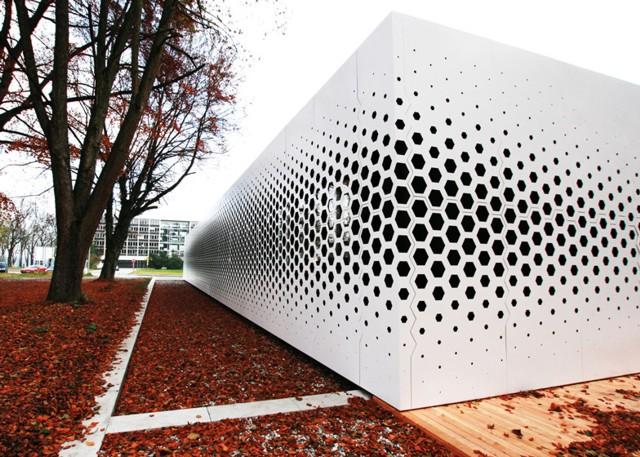 Alemania: Oficinas en 'Campus Netzwerk', Töging am Inn - Format Elf Architekten