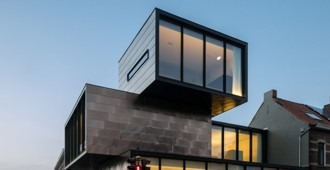 Bélgica: Oficinas Hectaar, Roeselare - CAAN Architecten