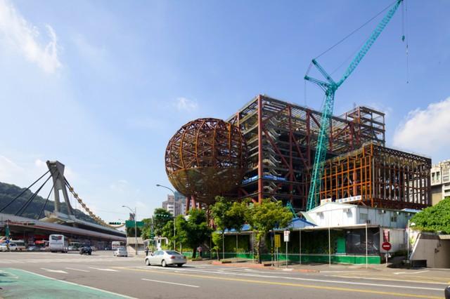 Taipei Performing Arts Center - OMA... imágenes de las obras