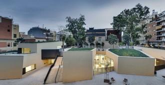 Biblioteca Joan Maragall, Barcelona - BCQ Arquitectura Barcelona