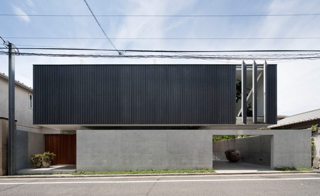 Japón: Casa 'Patio', Tokio - Yaita and Associates