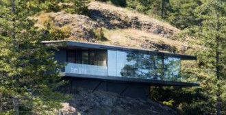 Canadá: 'Casa Tula', Isla Quadra - Patkau Architects