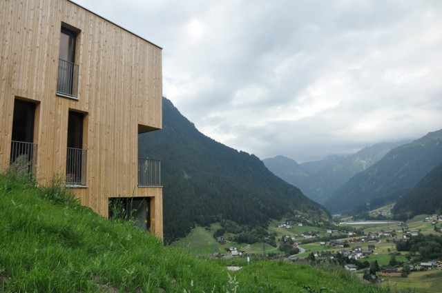 Austria: Haus-M - EXIT architects