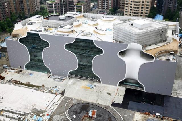 Ópera de Taichung, Taiwan - Toyo Ito... imágenes de las obras