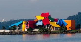 Panamá: Inauguración del Biomuseo - Frank Gehry