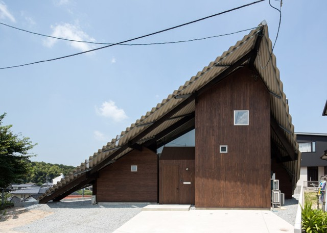 Japón: 'Rain Shelter House' - Y+M Design Office