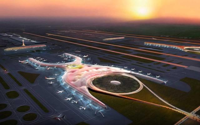 Nuevo aeropuerto de la Ciudad de México - Foster + Partners, FR-EE y NACO