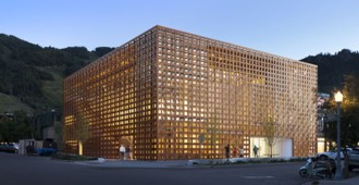 Nuevo Aspen Art Museum - Shigeru Ban