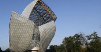 Francia: Inauguración del Museo de la Fundación Louis Vuitton, París - Frank Gehry