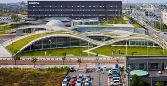 Japón: 'Science Hills Komatsu', Ishikawa - Urban Architecture Office (UAo)