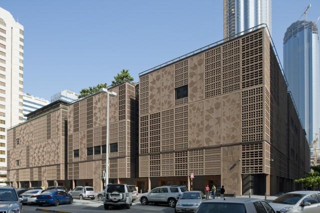 Emiratos Árabes: Aldar Central Market, Abu Dhabi - Foster + Partners