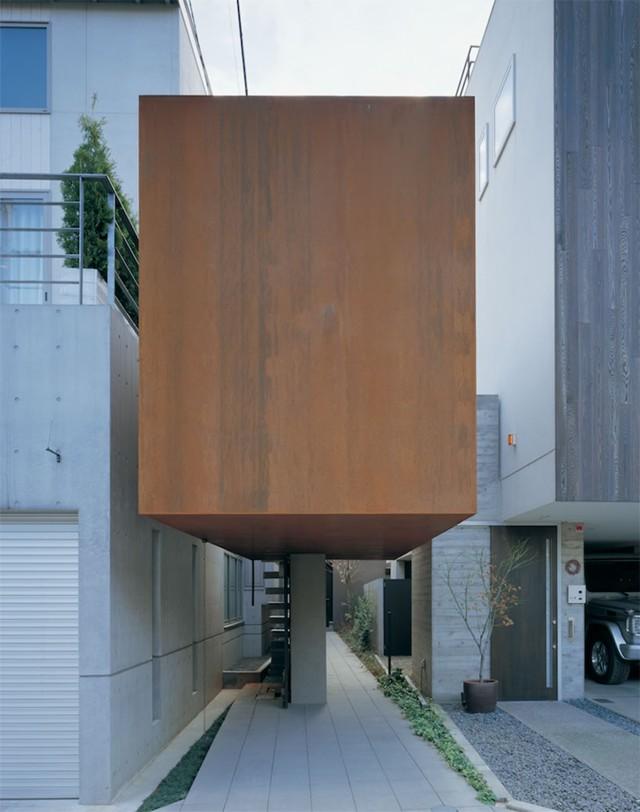 Japón: Casa KHB, Kuhonbutsu, Tokio - Niizeki Studio