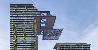 Australia: 'One Central Park', Sydney - Ateliers Jean Nouvel