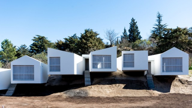 Argentina: '5 casas', Villa Carlos Paz, Córdoba - Carlos Alejandro Ciravegna
