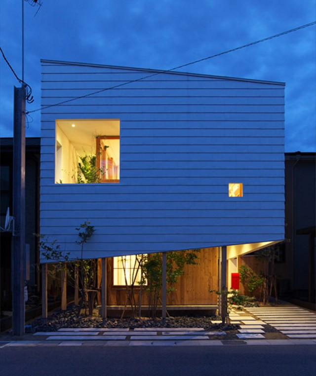 Japón: 'OH! house', Niigata - Takeru Shoji Architects