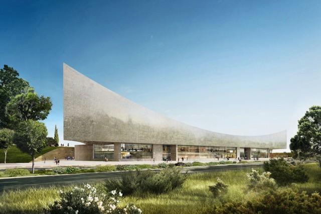 Biblioteca Nacional de Israel - Herzog & de Meuron