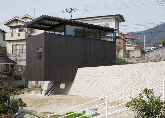 Japón: Casa en Miyake, Hiroshima - Yoshio Ohno Architects