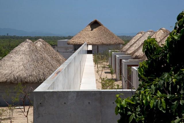 México: Casa Wabi, Puerto Escondido, Oaxaca - Tadao Ando