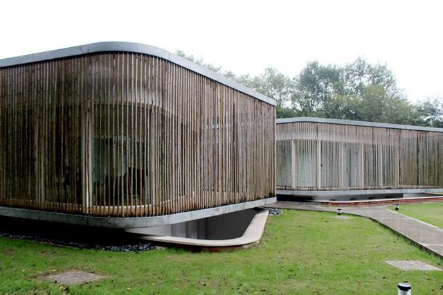 China: Casa 'Fo Shou', Sifang Art Museum - Mansilla y Tuñon