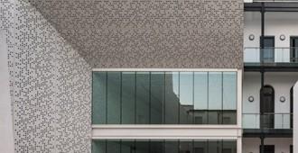 España: Ampliación del Museo de Bellas Artes de Badajoz - Estudio Arquitectura Hago