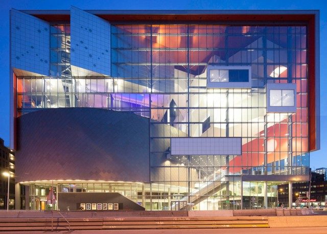 'Muziekcentrum Tivoli Vredenburg', Utrecht - NL Architects