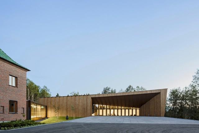 Finlandia: Ampliación del Museo Serlachius - MX_SI architectural studio