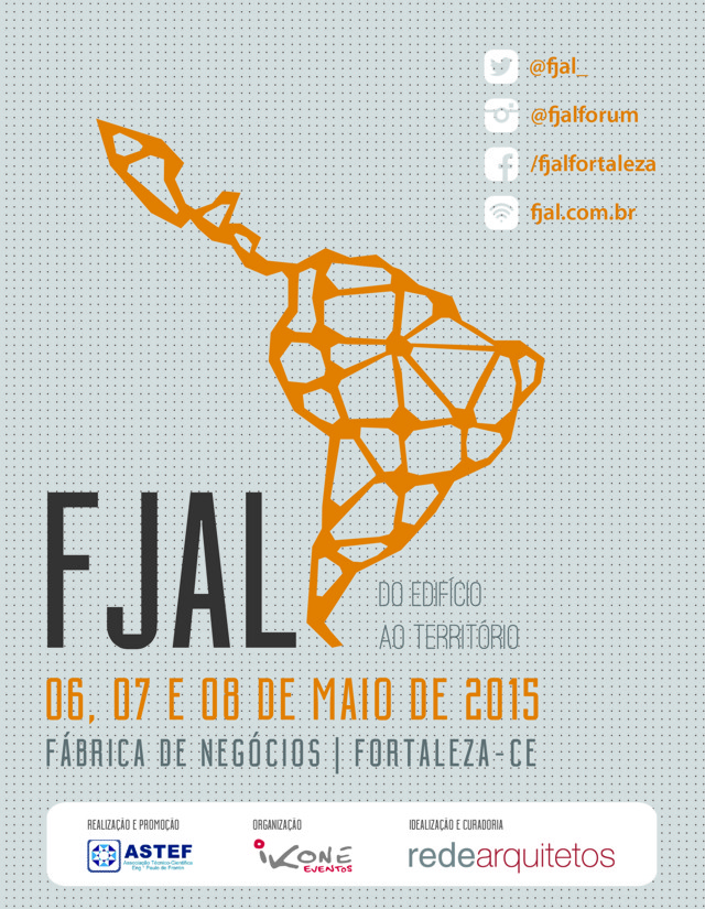 Brasil: Foro de Jóvenes Arquitectos Latinoamericanos en Fortaleza