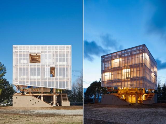 Japón: 'Nest We Grow', Hokkaido