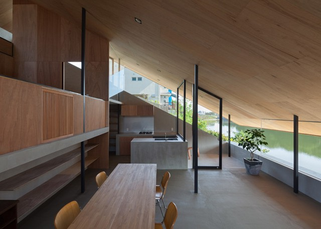 Japón: Casa en Hibaru - Suppose Design Office