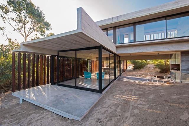 Argentina: Casa MR - Luciano Kruk