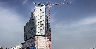 Alemania: Elbphilharmonie, Hamburgo de Herzog & de Meuron, se inaugurará en 2017