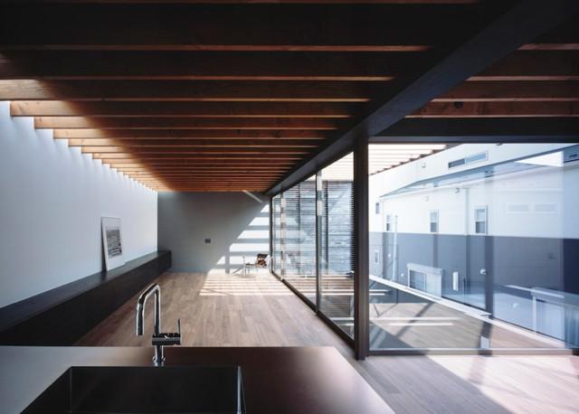 Japón: Casa Pergola, Kawaguchi - Apollo Architects & Associates