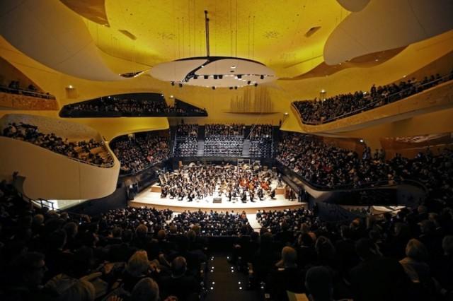 Francia: Inauguración de la 'Philharmonie de Paris' - Jean Nouvel