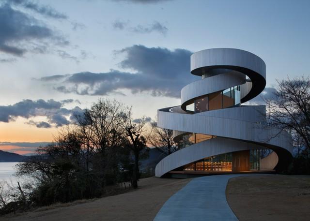 Japón: 'Ribbon Chapel', Hiroshima - Hiroshi Nakamura