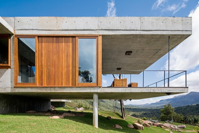 Brasil: 'Casa do Bomba', Palmeiras, Bahia - Sotero Arquitetos