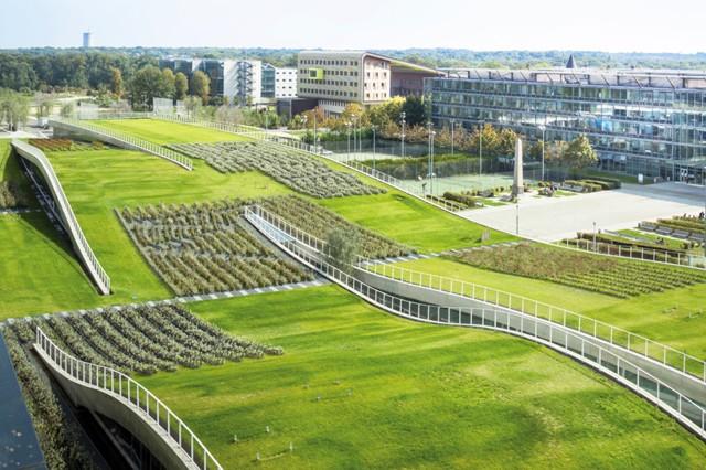 Francia: Centro de investigación científica y técnica París Este - Jean-Philippe Pargade